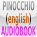 Audiobook - The adventures of Pinocchio - read by the florentine Silvi